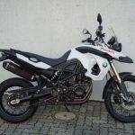 Moto occasion bmw f 800 gs