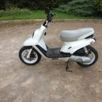 Annonce vente scooter