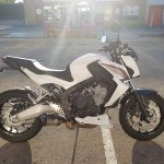 Moto occasion a2 abs