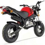 Moto de route 50cc pas cher