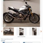 Leboncoin moto à vendre