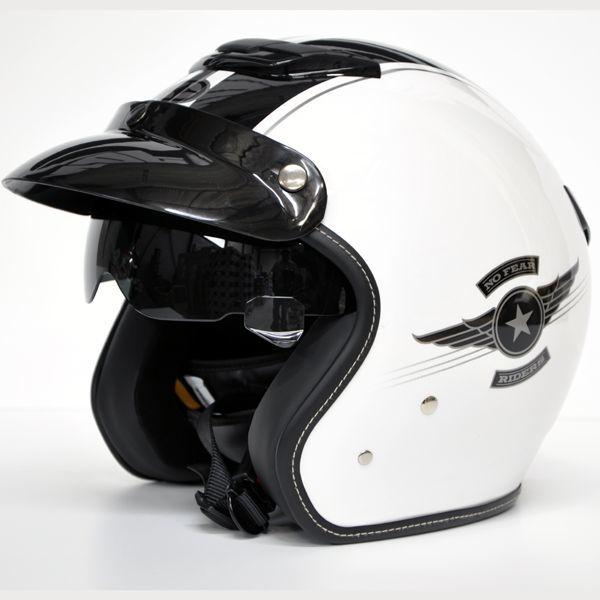 Casque moto jet pas cher