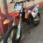 Moto cross 125 occasion le bon coin