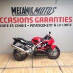 Moto occasion garantie