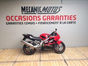 Moto occasion financement