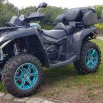 Quad moto occasion