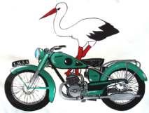 Argus vieille moto