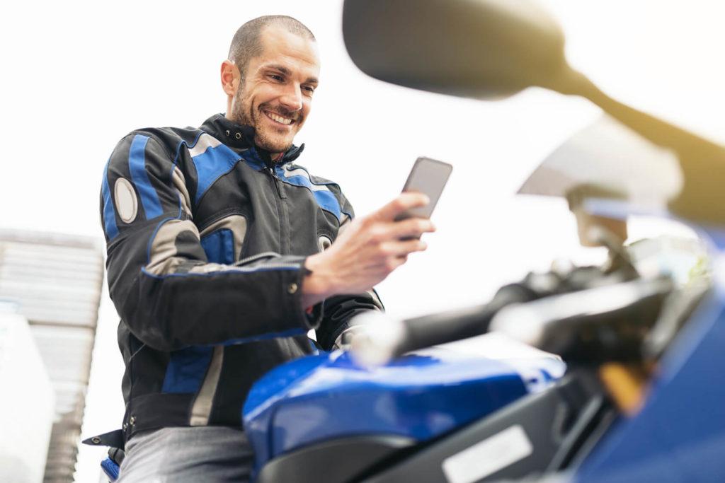 Assurance moto devis en ligne