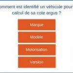 Argus gratuit vehicule