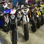 Moto cross occasion vosges