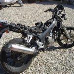 Pieces moto occasion honda