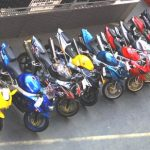 Magasin moto à vendre