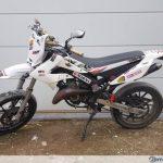 A vendre moto 50cc occasion