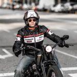 Choisir blouson cuir moto