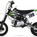 Moto cross pas cher 125