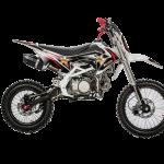 Moto cross occasion dirt