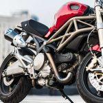 Moto occasion ducati monster