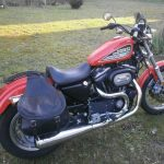 Leboncoin moto harley davidson