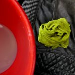 Nettoyage blouson cuir moto