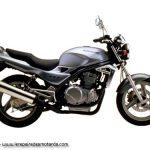 Moto route occasion