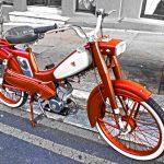 Mobylette 50cc a vendre