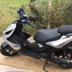Scooter occasion a vendre en france