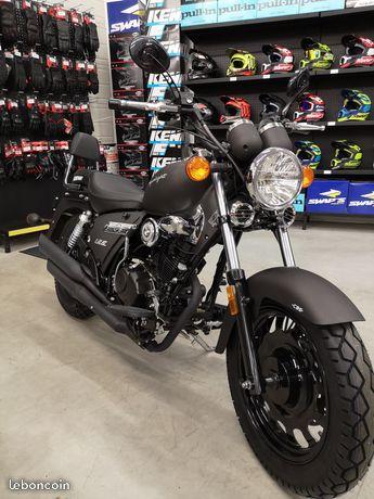 Moto 125 le bon coin