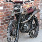 Garage moto yamaha