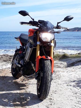 Annonce moto occasion corse