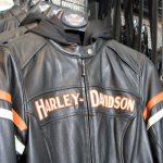 Blouson moto cuir homme harley davidson