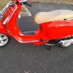 Scooter occasion 125 vespa
