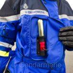 Blouson gendarmerie moto
