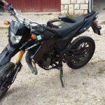 Moto 50cc occasion gard