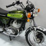 Moto ancienne kawasaki occasion