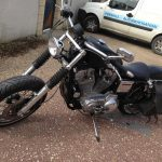 Moto custom occasion france