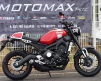 Vendeur de moto 50cc