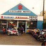 Vente concession moto
