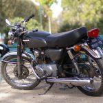 Moto honda k5 125 occasion