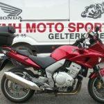 Moto occasion honda cbf 1000 abs