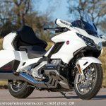 Blouson moto honda goldwing