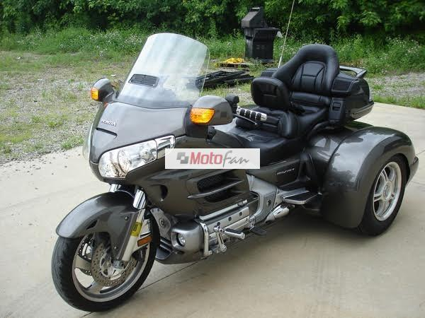 Goldwing 1800 occasion le bon coin