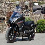 Moto honda bros 125 occasion maroc