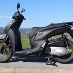 Scooter honda occasion geneve