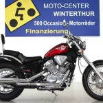 Moto occasion honda shadow 600