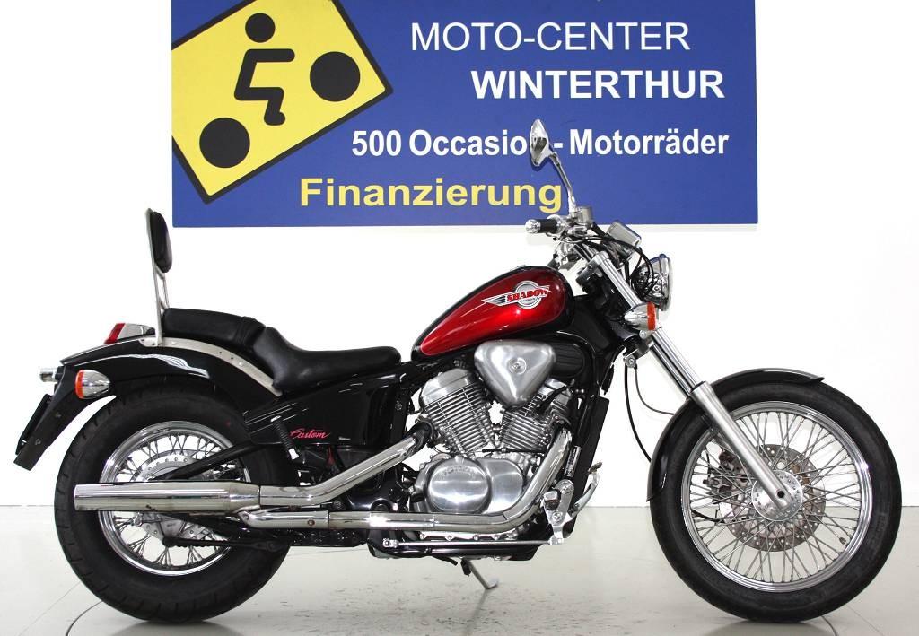 Moto occasion honda shadow 600