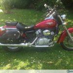 Moto a vendre 125