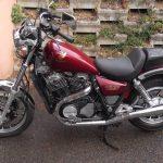 Moto honda 750 custom occasion