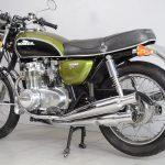 Moto occasion honda ancienne