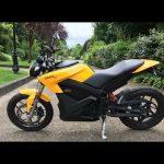 Moto 125 occasion valence