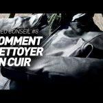 Comment nettoyer blouson moto cuir